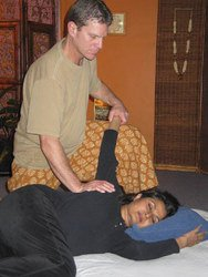 thai massage in boulder denver colorado picture photo using thai yoga mat